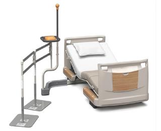 3モータータイプベッド